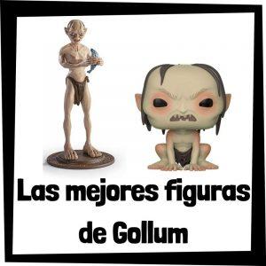 Figuras y muñecos de Gollum del Señor de los Anillos