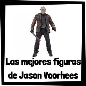 Figuras de colección de Jason Voorhees - Las mejores figuras de colección de Jason Voorhees de Viernes 13