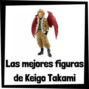 Figuras coleccionables de Keigo Takami de My Hero Academia