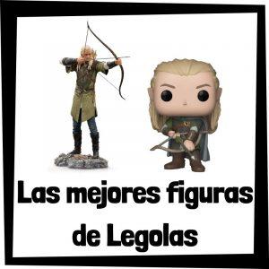 Figuras y muñecos de Legolas del Señor de los Anillos