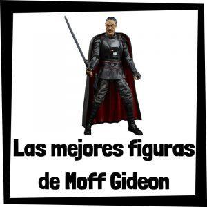 Figuras de colección de Moff Gideon de Star Wars - Las mejores figuras de colección de Moff Gideon