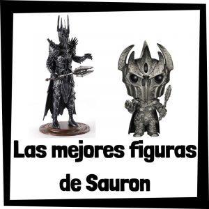 Figuras y muñecos de Sauron del Señor de los Anillos