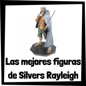 Figuras de acción y muñecos de Silvers Rayleigh de One Piece