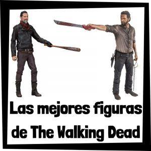 Figuras de colección de The Walking Dead - Las mejores figuras de colección de The Walking Dead