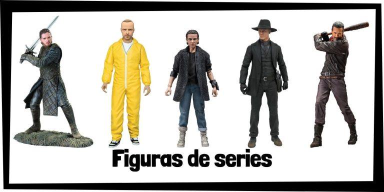 Figuras de colección de series - Guía de figuras de series de televisión
