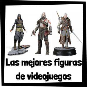 Figuras y muñecos de videojuegos
