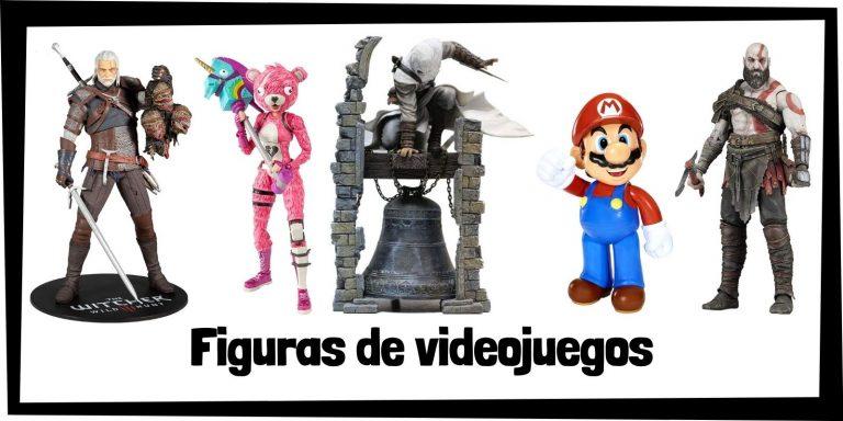 Figuras de colección de videojuegos - Guía de figuras de videojuegos