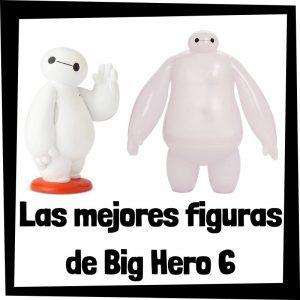 Figuras y muñecos de Big Hero 6 de Disney - Las mejores figuras de colección de Big Hero 6 - Peluches y juguetes de Baymax de Big Hero 6