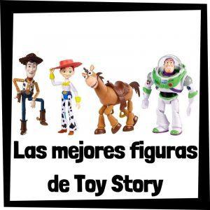 Figuras y muñecos de Toy Story de Disney - Las mejores figuras de colección de Toy Story