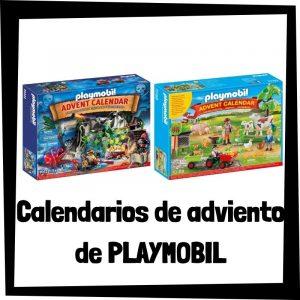 Calendarios de adviento de Playmobil