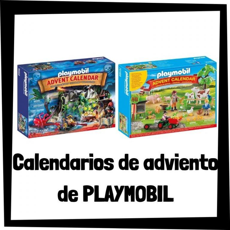 Lee más sobre el artículo Calendarios de adviento de Playmobil
