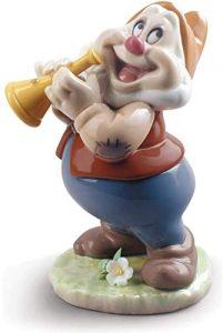 Dory Figura de porcelana de Lladró de Disney de Feliz - Las mejores figuras de porcelana de Lladró de Disney