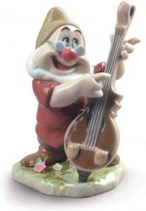Dory Figura de porcelana de Lladró de Disney de Sabio - Las mejores figuras de porcelana de Lladró de Disney