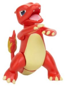 Figura de Charmeleon de Pokemon - Las mejores figuras de Charizard de Aliexpress de Pokemon