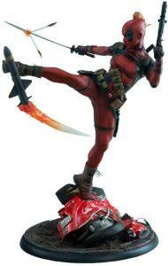 Figura de Lady Deadpool de Sideshow