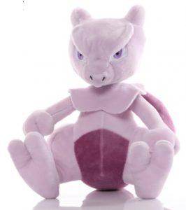Figura de Mewtwo de peluche de 22 cm de Pokemon - Las mejores figuras de Mewtwo de Aliexpress de Pokemon