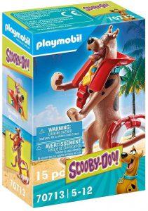 Figura de Scooby Doo de Playmobil 70713 de Socorrista - Los mejores sets de playmobil de Scooby-Doo