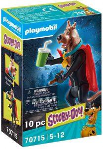 Figura de Scooby Doo de Playmobil 70715 de Vampiro - Los mejores sets de playmobil de Scooby-Doo
