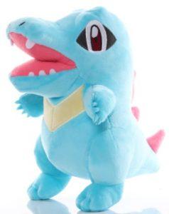 Figura de Totodile de Pokemon de peluche - Las mejores figuras de Totodile de Aliexpress de Pokemon
