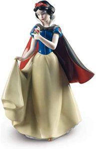 Figura de porcelana de Lladró de Disney de Blancanieves - Las mejores figuras de porcelana de Lladró de Disney
