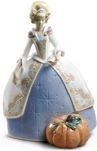 Figura de porcelana de Lladró de Disney de Cenicienta - Las mejores figuras de porcelana de Lladró de Disney
