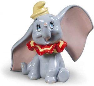 Figura de porcelana de Lladró de Disney de Dumbo - Las mejores figuras de porcelana de Lladró de Disney