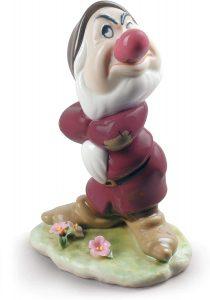 Figura de porcelana de Lladró de Disney de Gruñón 2 - Las mejores figuras de porcelana de Lladró de Disney