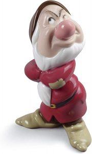 Figura de porcelana de Lladró de Disney de Gruñón - Las mejores figuras de porcelana de Lladró de Disney