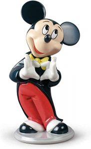 Figura de porcelana de Lladró de Disney de Mickey Mouse - Las mejores figuras de porcelana de Lladró de Disney
