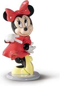 Figura de porcelana de Lladró de Disney de Minnie Mouse - Las mejores figuras de porcelana de Lladró de Disney