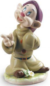 Figura de porcelana de Lladró de Disney de Mudito 2 - Las mejores figuras de porcelana de Lladró de Disney