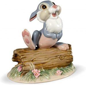 Figura de porcelana de Lladró de Disney de Tambor - Las mejores figuras de porcelana de Lladró de Disney