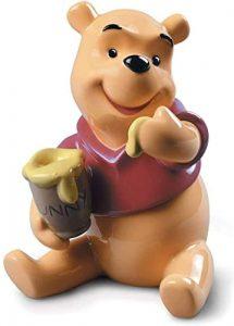 Figura de porcelana de Lladró de Disney de Winnie The Pooh - Las mejores figuras de porcelana de Lladró de Disney