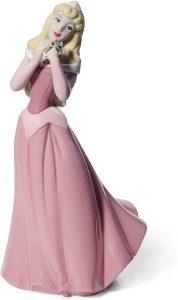 Figura de porcelana de NAO de Disney de Aurora - Las mejores figuras de porcelana de Lladró de Disney