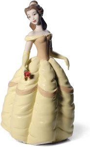 Figura de porcelana de NAO de Disney de Bella - Las mejores figuras de porcelana de Lladró de Disney