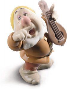 Figura de porcelana de NAO de Disney de Mocoso - Las mejores figuras de porcelana de Lladró de Disney