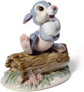 Figura de porcelana de NAO de Disney de Tambor - Las mejores figuras de porcelana de Lladró de Disney