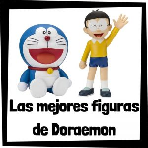 Figuras de acción y muñecos de colección de Doraemon - Las mejores figuras de acción y muñecos de Doraemon