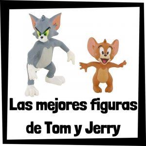 Figuras de acción y muñecos de colección de Tom y Jerry - Las mejores figuras de acción y muñecos de Tom y Jerry
