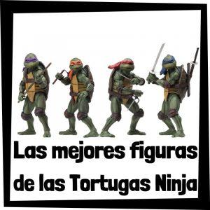 Figuras de acción y muñecos de colección de las tortugas ninja - Las mejores figuras de acción y muñecos de las tortugas ninja