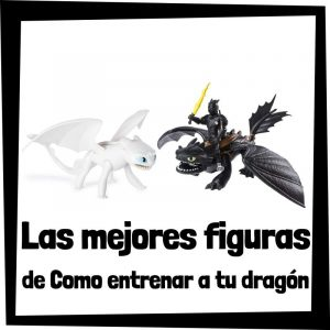 Figuras de colección de Como entrenar a tu dragon - Las mejores figuras de colección de Como entrenar a tu dragon