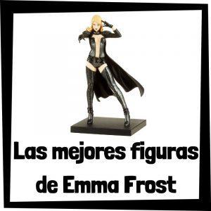 Figuras de colección de Emma Frost de los X-Men - Las mejores figuras de colección de Emma Frost