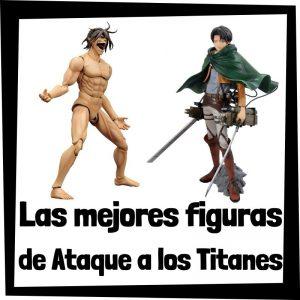 Figuras y muñecos de Ataque a los Titanes
