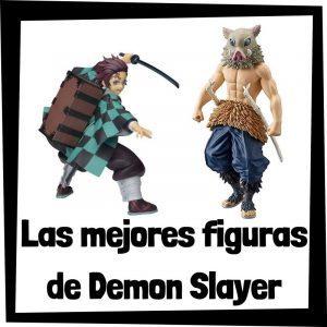 Figuras de colección de los personajes de Demon Slayer - Kimetsu no Yaiba - Las mejores figuras del anime de Demon Slayer