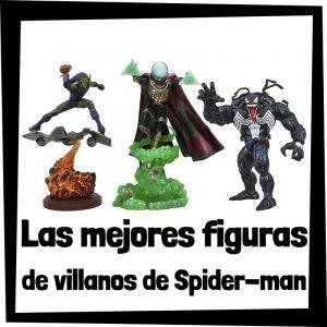 Figuras de colección de villanos de Spider-man - Las mejores figuras de colección de villanos del universo de Spiderman