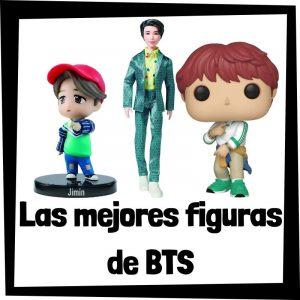Figuras de colección y muñecos de BTS - Las mejores figuras de acción y muñecos de BTS de K-POP Kawai