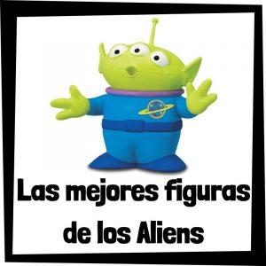 Figuras y muñecos de los Aliens de Toy Story