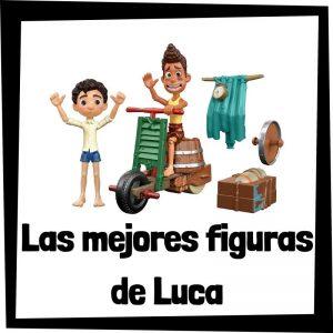 Figuras y muñecos de Luca de Disney Pixar - Las mejores figuras de colección de Luca - Peluches y juguetes de Luca