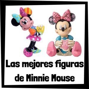 Figuras y muñecos de Minnie Mouse de Disney - Las mejores figuras de colección de Minnie Mouse - Peluches y juguetes de Minnie Mouse