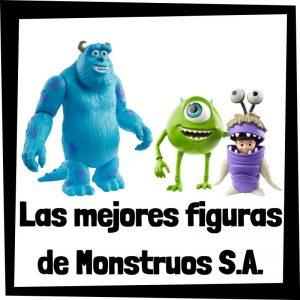 .Figuras y muñecos de Monstruos S.A de Disney Pixar - Las mejores figuras de colección de Monstruos S.A - Peluches y juguetes de Monstruos S.A
